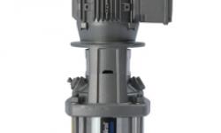 Вертикални многостъпални центробежни помпи HP,HPC