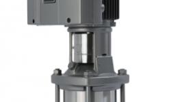 Вертикални многостъпални центробежни помпи HP-E,HPC-E