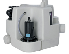 Компактни подемни канализационни помпени инсталации